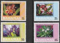 Bahamas SG1372-1375 2005 Medicinal Plants (4th series) set 4v complete unmounted mint